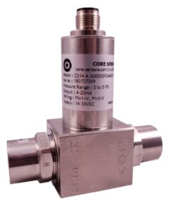 CS84 Intrinsically safe differential pressure transducer
